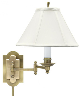 Club Wall Swing Arm Lamp (34|CL225-AB)