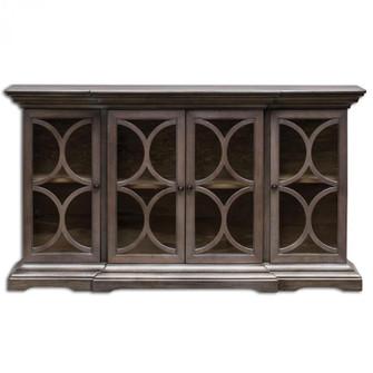 Uttermost Belino Wooden 4 Door Chest (85|25629)