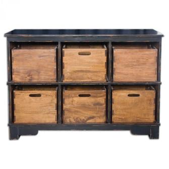 Uttermost Ardusin Hobby Cupboard (85 25589)