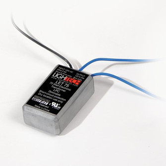 12VAC Electronic Remote Transformer for 12V Xenon Pucks (674|LET75)