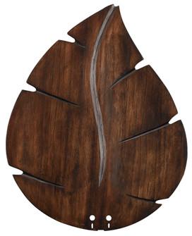 22 inch Wide Oval Leaf Carved Wood Blade - WA (90|B5280WA)
