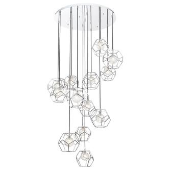 NORWAY,13LT LED CHAND,G9,CHR (4304 35904-014)