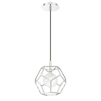 NORWAY,1LT LED  PENDANT,G9,CHR (4304|35902-010)