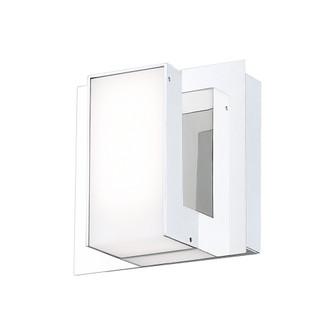 DELROSA,1LT LED SCONCE,CHR (4304 35650-010)