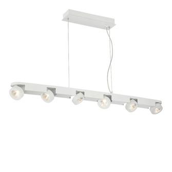 ACURA,6LT LED PENDANT,WHITE (4304|31215-015)