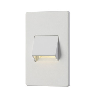 OUTDR,LED INWALL,3.3W,WHITE (4304|30289-017)