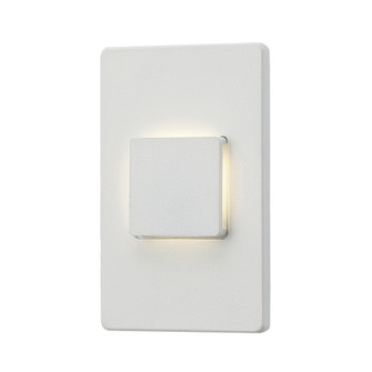 OUTDR,LED INWALL,3.3W,WHITE (4304|30288-010)