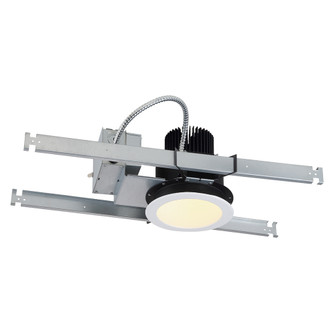 LED REC,6IN,NC HSNG,60W,WH/WHT (4304|29683-017)