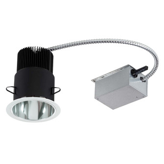 LED REC,4IN,RM HSNG,45W,WH/CHR (4304|29682-028)