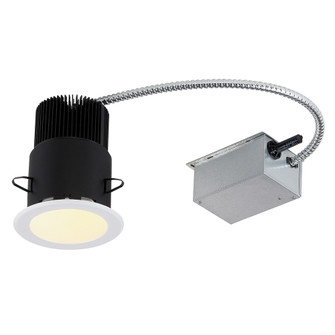 LED REC,4IN,RM HSNG,45W,WH/WHT (4304|29682-010)