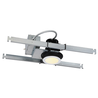 LED REC,4IN,NC HSNG,45W,WH/WHT (4304|29681-013)