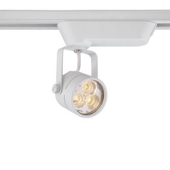 TRACKHEAD,LED,1LT,9W,RND,WHITE (4304 29674-015)