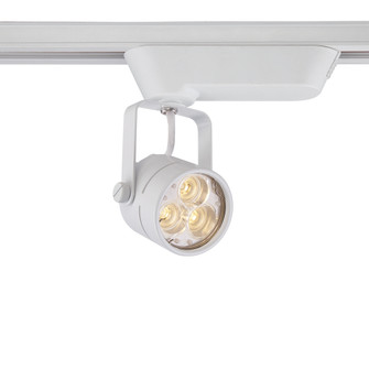 TRACKHEAD,LED,1LT,9W,RND,WHITE (4304|29674-015)