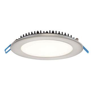 LED SLIM REC,6IN,15W,RND,BN (4304|28990-024)