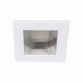 LED REC,2IN,3W,SQ,CHR/WHT (4304 23284-012)