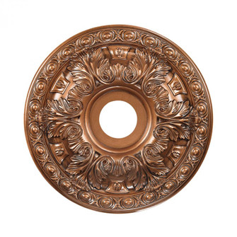 Pennington 18-inch Medallion in Antique Bronze (91|M1018AB)