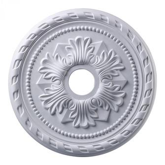 Corinthian Medallion 22 Inch in White Finish (91|M1005WH)
