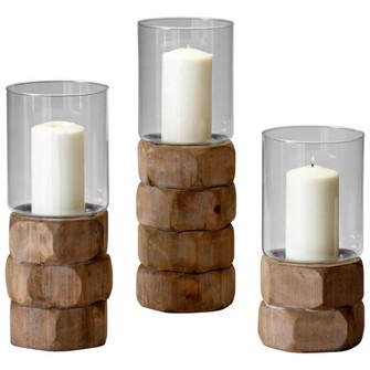 Lg Hex Nut Candleholder (179|04741)