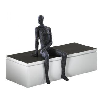 Posing Man Shelf Decor (179|01902)