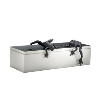 2pc Iron Frogs (179|00701)