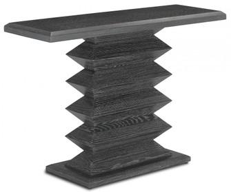 Sayan Black Console Table (92|3000-0163)