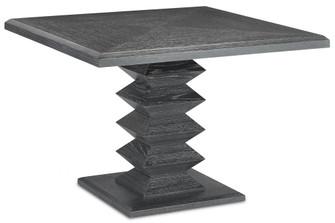 Sayan Black Dining Table (92|3000-0162)