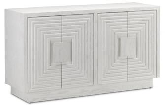 Morombe White Cabinet (92 3000-0151)