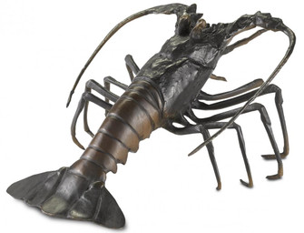 Edo Bronze Lobster (92|1200-0292)