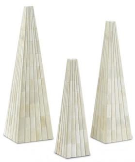 Ossian White Obelisk Set (92 1200-0198)