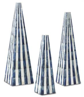 Ossian Blue Obelisk Set (92 1200-0197)