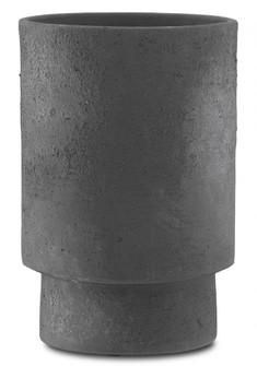 Tambora Black Large Vase (92|1200-0185)