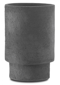 Tambora Black Small Vase (92|1200-0184)