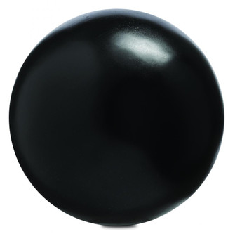 Black Large Concrete Ball (92 1200-0051)