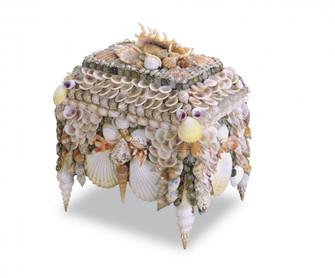 Boardwalk Shell Jewelry Box (92|1251)