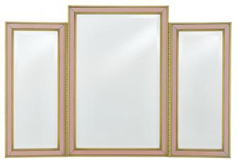 Arden Pink Vanity Mirror (92 1000-0024)