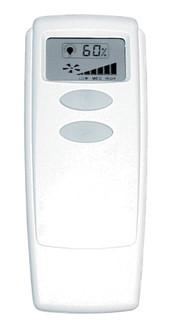 Liquid Crystal Display Fan & Light Control (20|RCI-104)