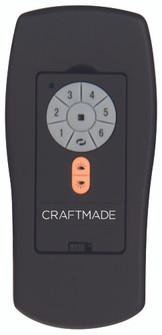 IDC Control System, Flat Black (20|IDC2-REMOTE)