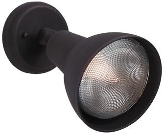 Cast Aluminum 1-Light Bullet (20|Z401-RT)