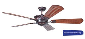 70'' Ceiling Fan w/DC Motor, Blade Options (20|DCEP70OB)