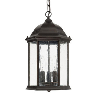 3 Light Outdoor Hanging Lantern (42 9836OB)