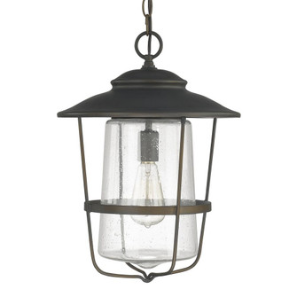 1 Light Outdoor Hanging Lantern (42 9604OB)