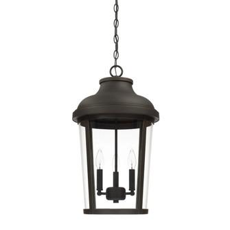 3 Light Outdoor Hanging Lantern (42 927033OZ)