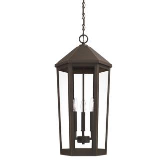3 Light Outdoor Hanging Lantern (42 926933OZ)