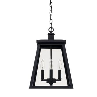 4 Light Outdoor Hanging Lantern (42|926842BK)