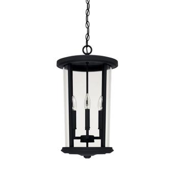 4 Light Outdoor Hanging Lantern (42|926742BK)