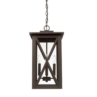 4 Light Outdoor Hanging Lantern (42|926642OZ)