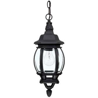 1 Light Outdoor Hanging Lantern (42|9868BK)