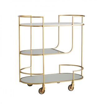 Trainor Bar Cart (314|6857)