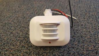 Motion Sensor for Floodlights (245|MS1WH)