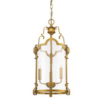 Elizabeth 3-Light Pendant Lantern (245 IN11420AG)